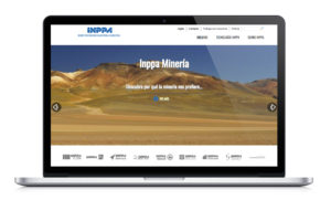 Sitio web empresa Inppa