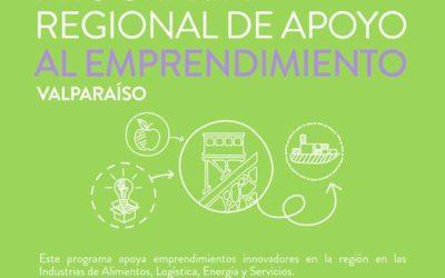 Postulaciones para elconcurso PRAE Valparaíso, proceso que finalizará el 10 de octubre a las 15 horas