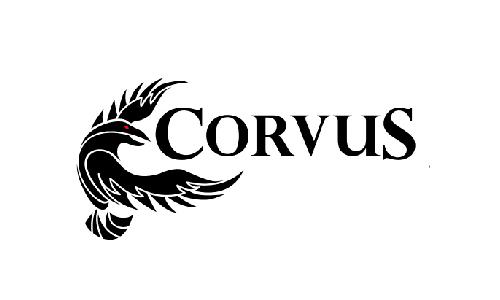 Imagen corporativa CORVUS CERVEZA - Estudio DEOZ