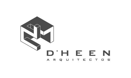 Imagen corporativa OFICINA DE ARQUITECTURA DHEEN - Estudio DEOZ