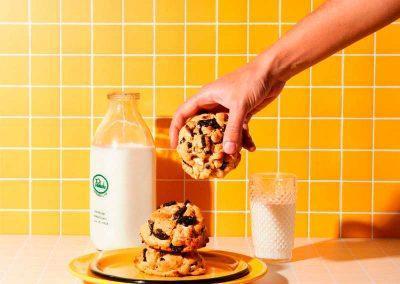 diseño de marca y packaging para galletas